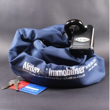 Almax Immobiliser Series III 16mm + Squire SS65CS Stronghold Lock